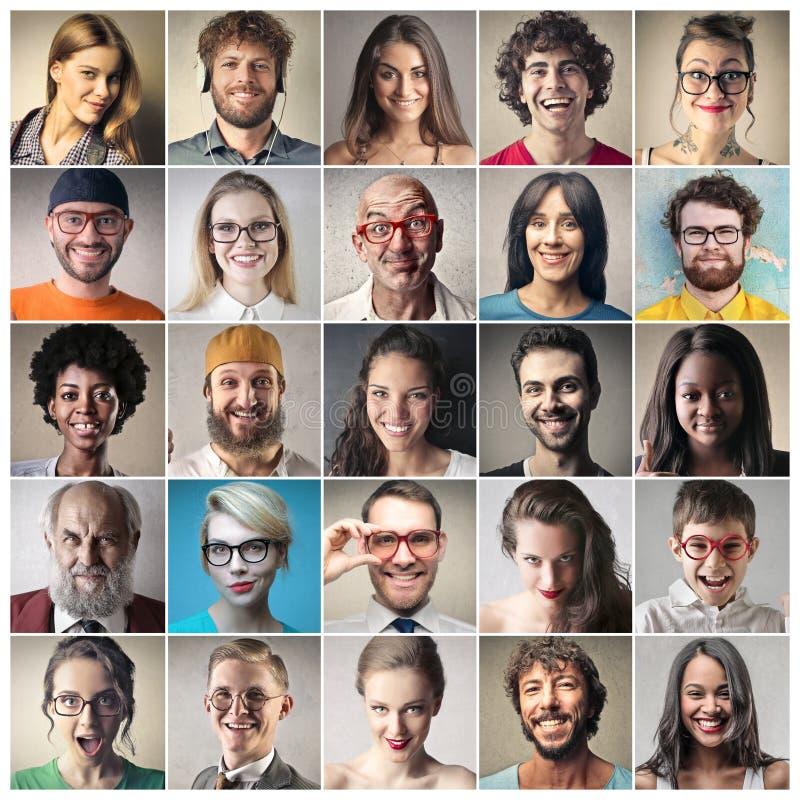 retratos fotografia de stock royalty free