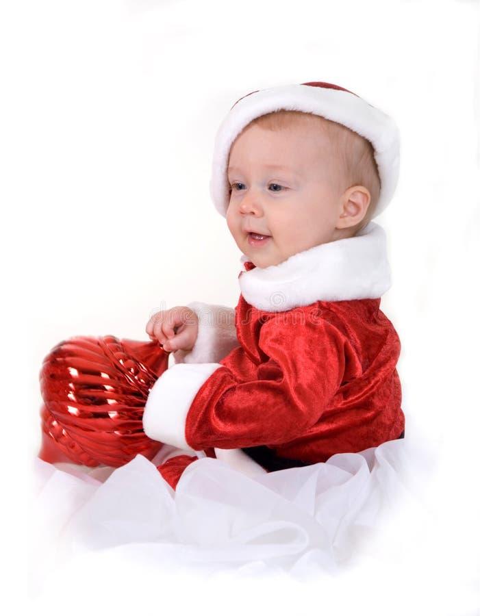 Retratos de Navidad fotografía de archivo
