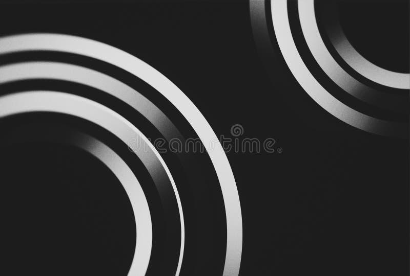 Retro abstracto imagen de archivo libre de regalías