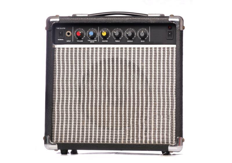 retro amplifikator muzyka zdjęcie royalty free
