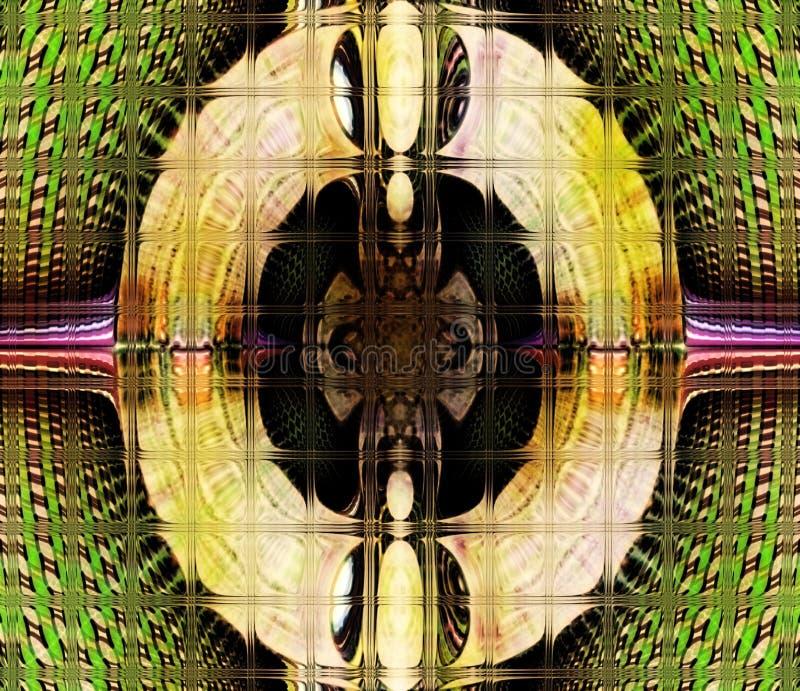 Download Retro Art stock illustration. Image of black, striped - 4262837