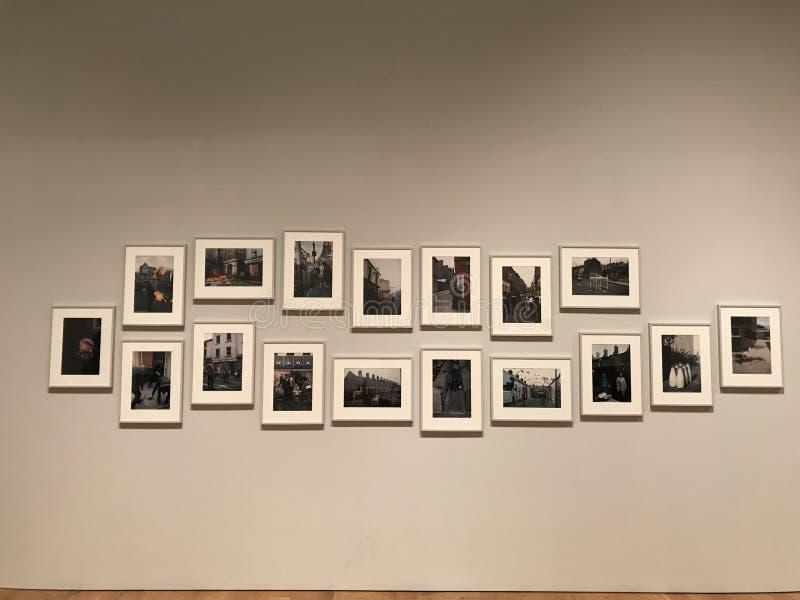Retro arte fotografie stock