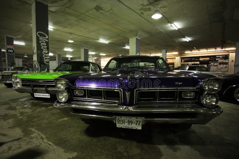 Retro auto stock fotografie