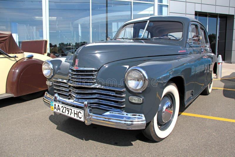 Download Retro Auto Show. GAZ Pobeda (Soviet-made Automobil Editorial Photo - Image: 37456216