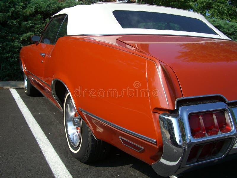 Retro automobile del muscolo fotografie stock