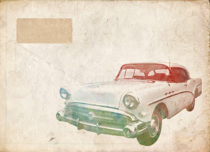 Retro automobile dell'annata fotografie stock