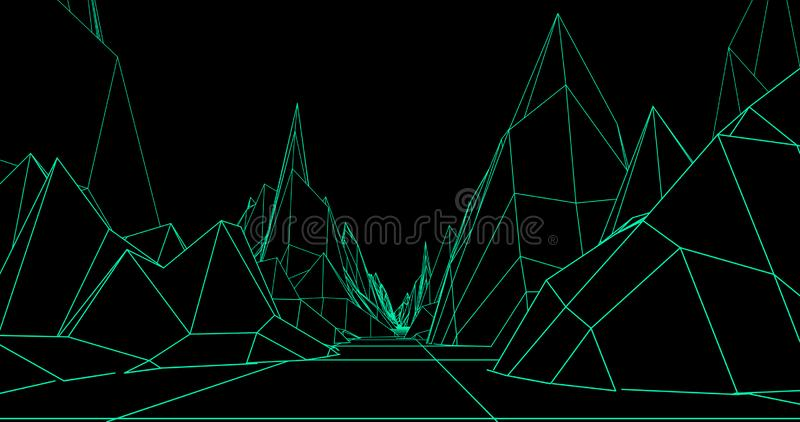 A Retro Backdrop Video Game Style Stock Illustration Illustration Of Video Cover 153106267