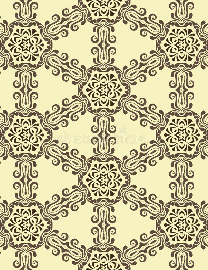 Download Retro background stock vector. Image of organic, pattern - 26030296