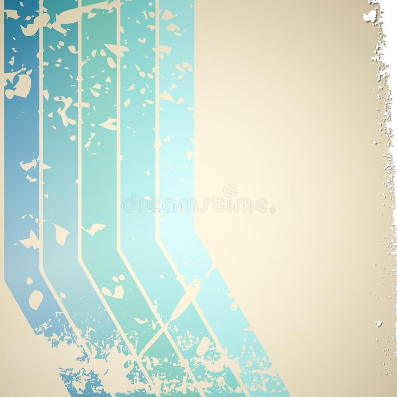 Download Retro background stock illustration. Image of dirty, parchment - 26307995