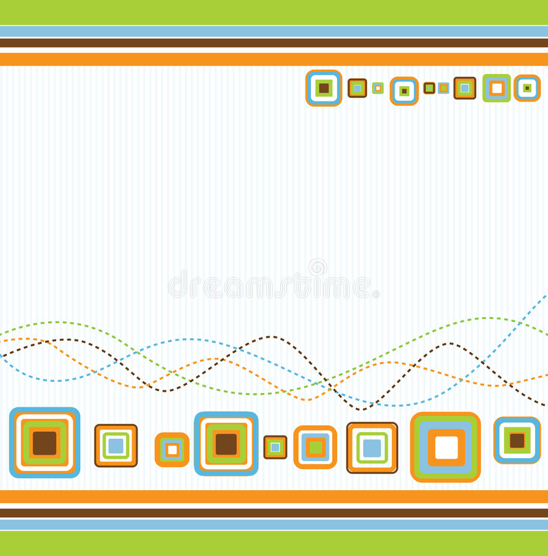 Retro Background Stock Photography