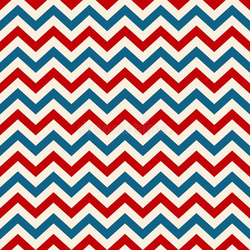 Free Retro Background American Patriotic Colors Stock Photo - 41040540