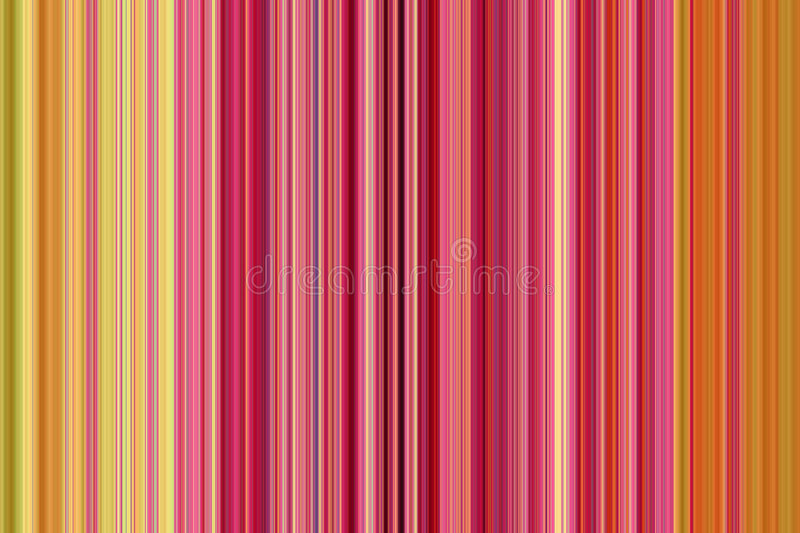 Download Retro Background With Colorful Vertical Stripes Royalty Free Stock Image - Image: 5664346