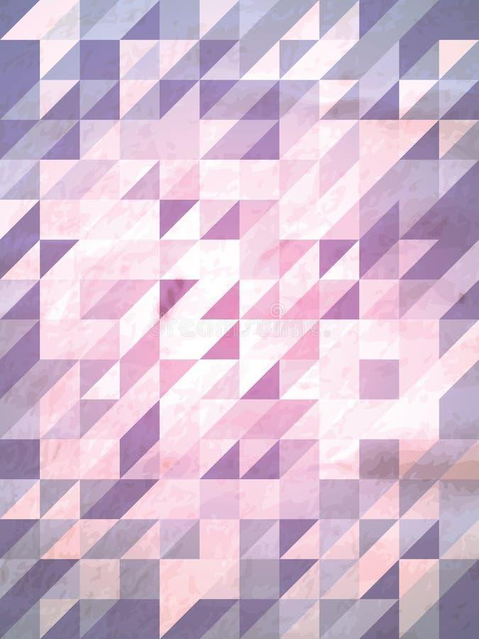 Retro bakgrund vektor illustrationer