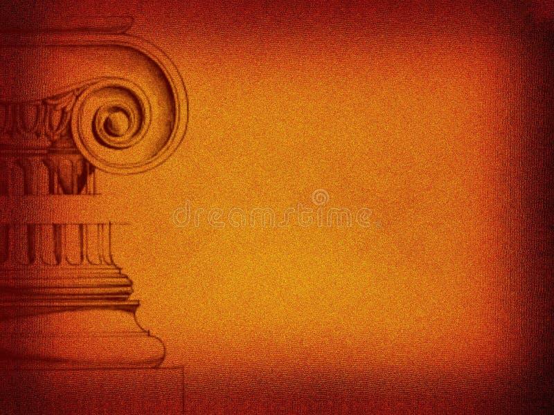 retro bakgrundsfunktionsläge royaltyfri illustrationer