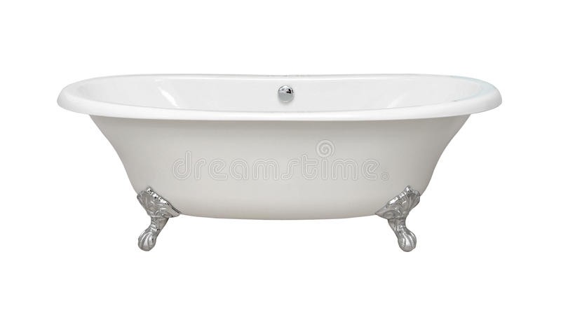 Retro bathtub royalty free stock photos