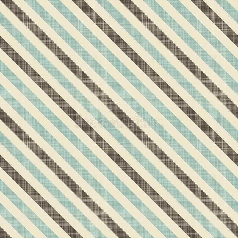 Retro bezszwowy geometryczny wzór ilustracja wektor
