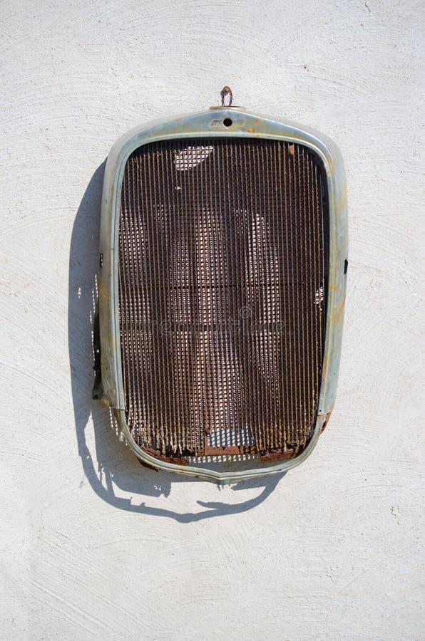 Retro bilframdel 1 arkivfoton