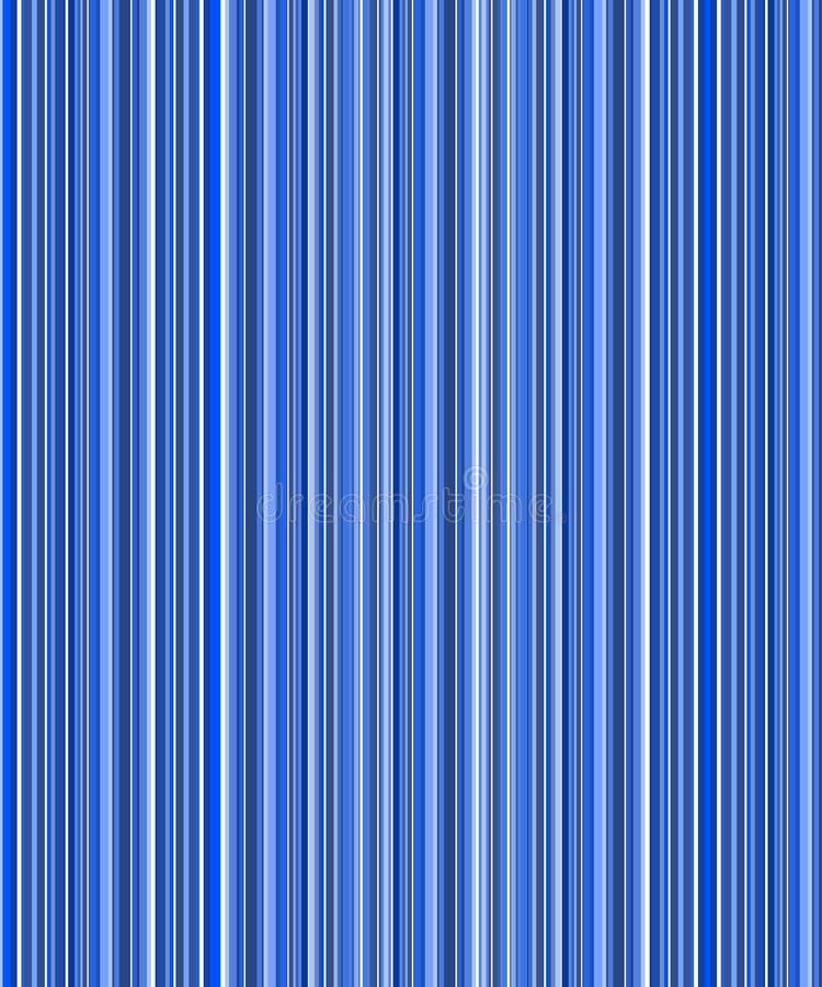 Retro blauwe achtergrond stock illustratie