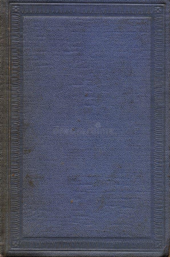 Retro book cover royalty free stock photos