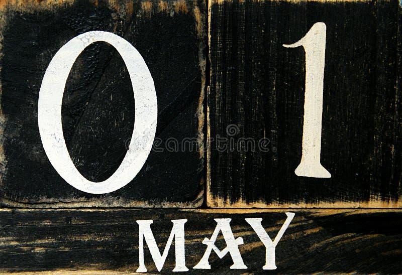 Retro - Calendar stock images
