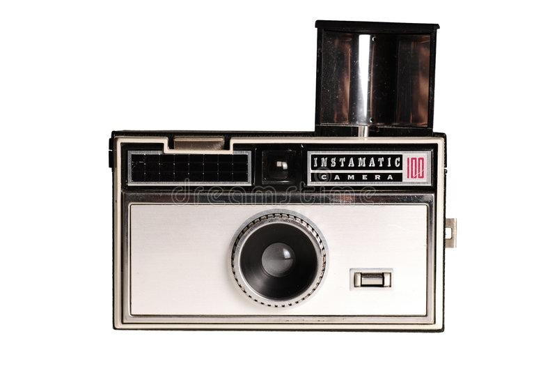 Retro Camera royalty free stock images