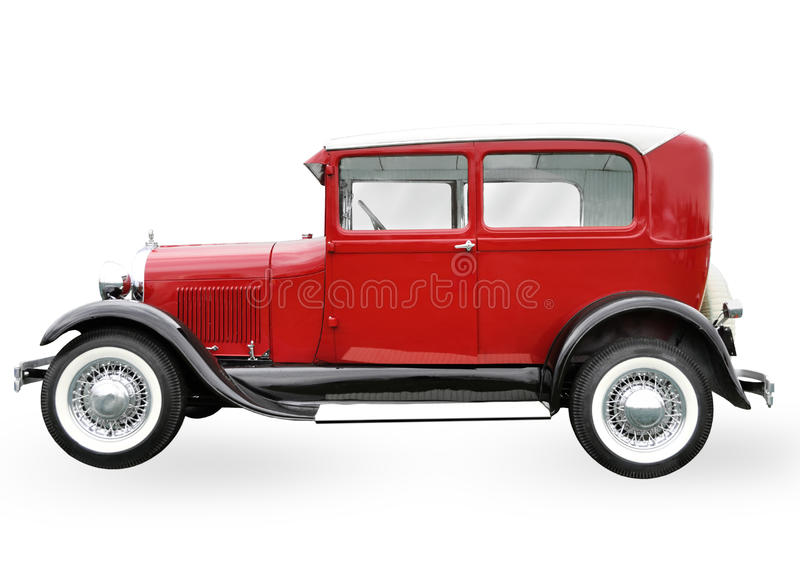 Download Retro car stock photo. Image of antique, classic, ford - 19525382