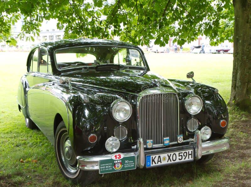 Retro car. royalty free stock photo