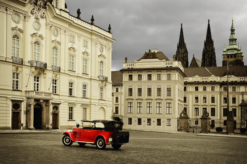 Download Retro Car Royalty Free Stock Photo - Image: 27957275