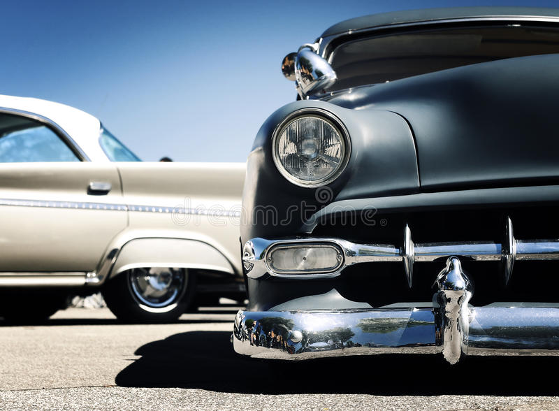 Download Retro car stock image. Image of ndrive, american, preserved - 9691633