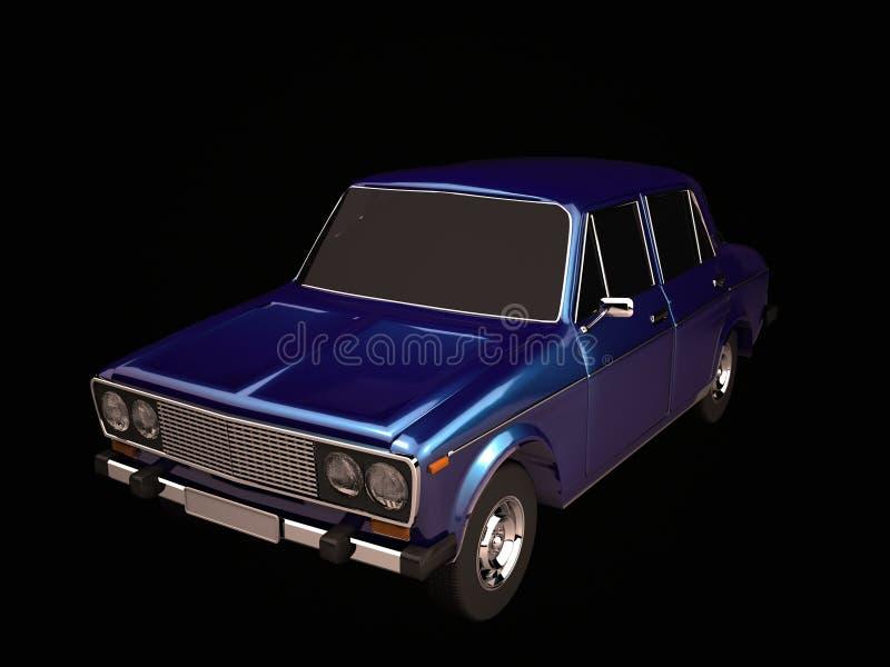 Download Retro Car Stock Photo - Image: 40173477