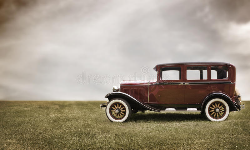Retro Car. Stock Photography