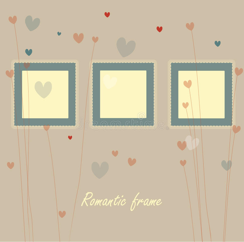 Free Retro Card Design Stock Image - 17111361