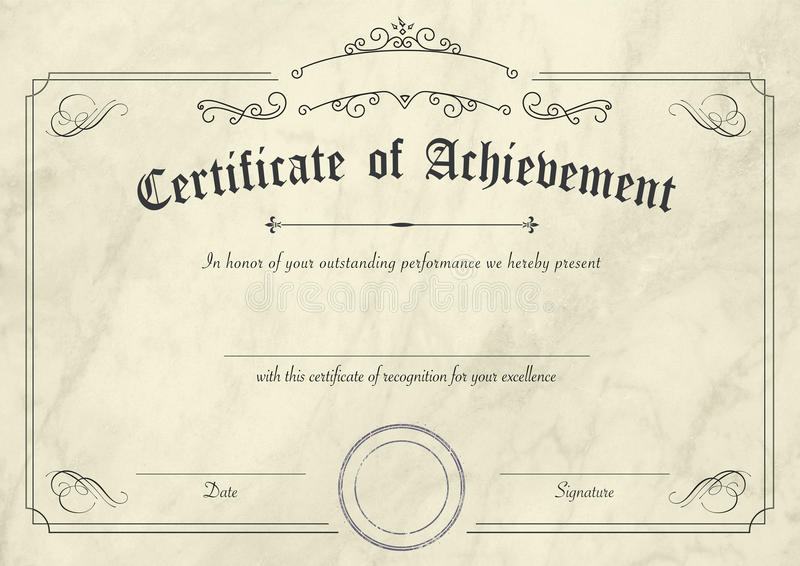 certificate paper template - Kubre.euforic.co