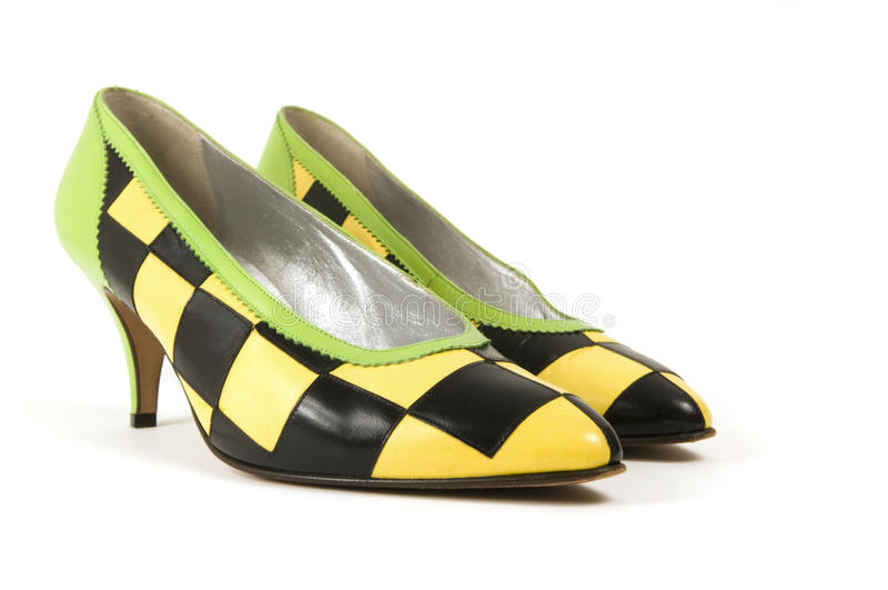 Download Retro Checkered Shoes Stock Photography - Image: 29431362