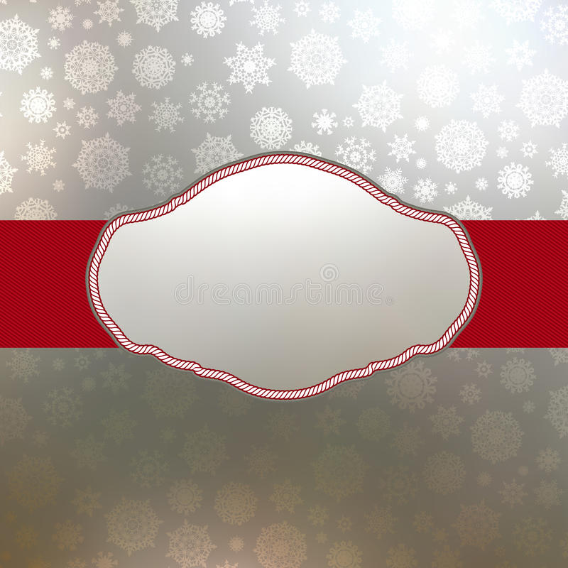 Download Retro Christmas Card Template. EPS 8 Royalty Free Stock Photo - Image: 20471215