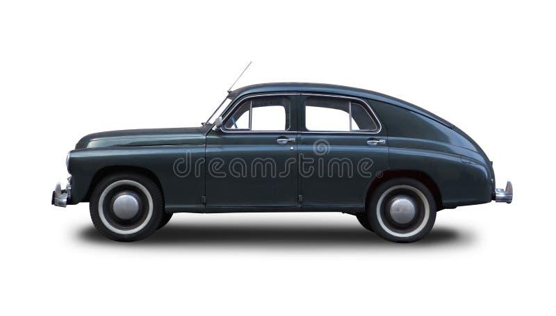 Download Retro classic car. stock photo. Image of vintage, closeup - 34927208