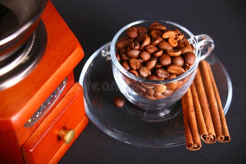 Download Retro coffee grinder grain stock image. Image of beverage - 26538519