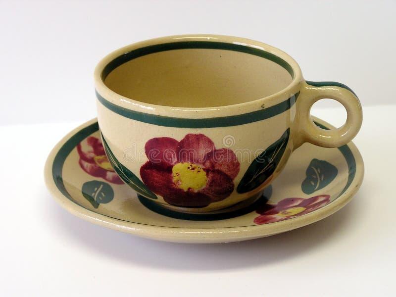 Download Retro Coffee Time stock image. Image of yelloware, ware - 75279