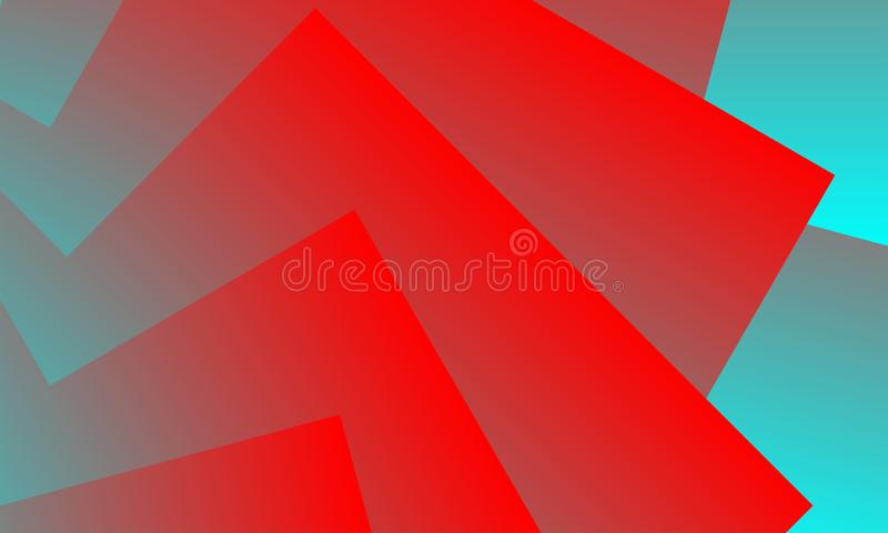 Abstract Red Blur Background.An abstract blur background with gradation. Retro coloured Blur Background Beige Blurred Wallpaper with Watercolor Vintage Paper stock illustration