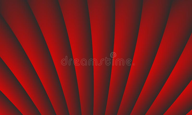 Abstract Red Black Background.An abstract blur background with gradation. Retro coloured Blur Background Beige Blurred Wallpaper with Watercolor Vintage Paper stock illustration