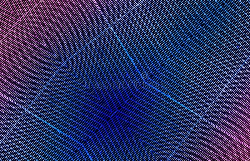 Retro de textuurachtergrond van arcadelijnen hd stock afbeelding