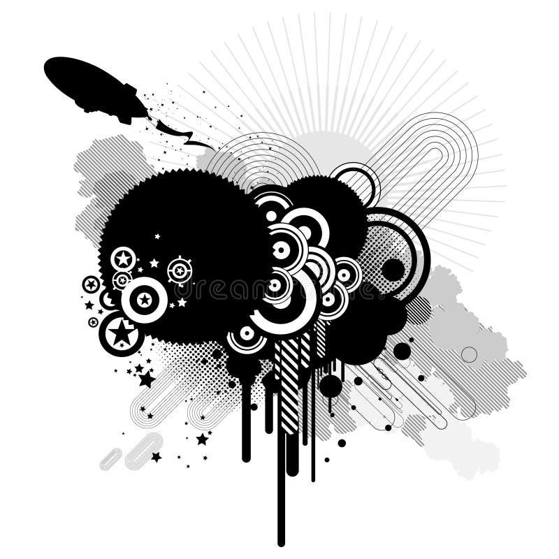 Retro design vector illustration