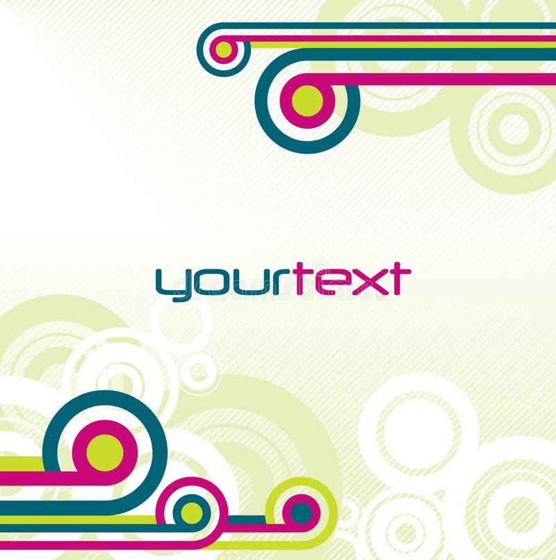 Download Retro disco design stock vector. Image of card, backdrop - 6750909