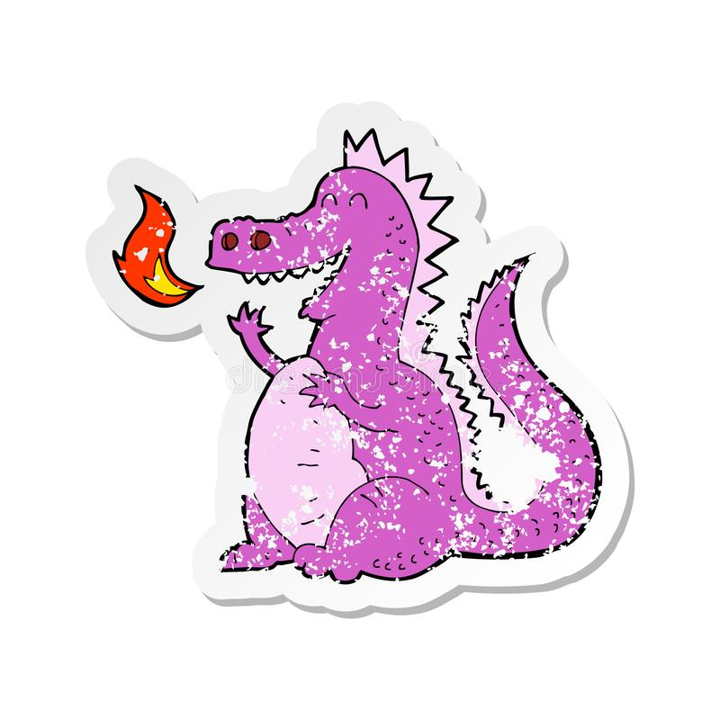 Tattoo King Multi-Colored Stickers-Castles and Dragons