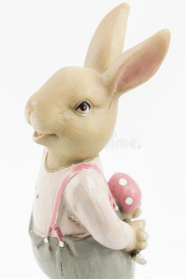 Download Retro Easter Male Bunny stock illustration. Illustration of bunny - 39508565