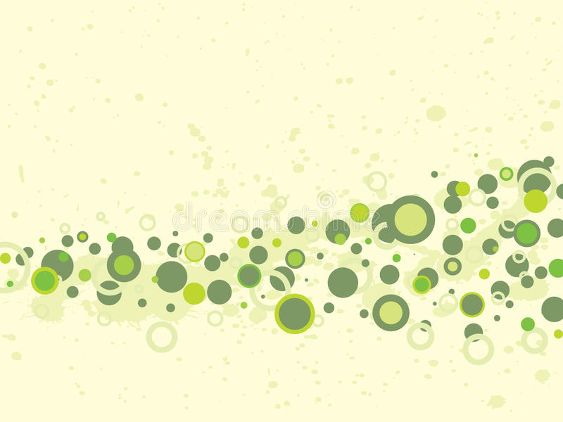 Download Retro ecology background stock vector. Illustration of circle - 9959327