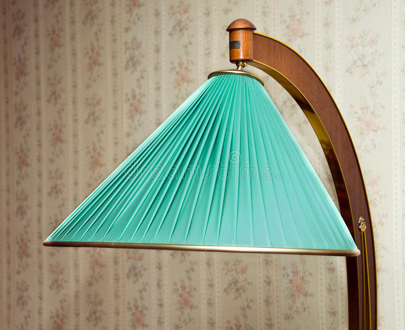 Download Retro Electrical Floor Lamp Stock Image - Image: 23175511