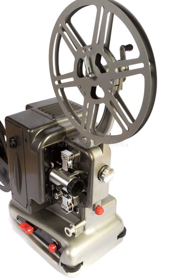 Retro eller för tappning för hem- film projektor royaltyfri foto