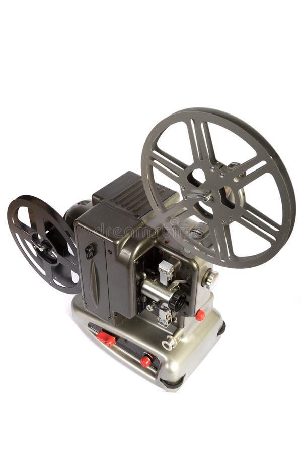 Retro eller för tappning för hem- film projektor royaltyfria foton