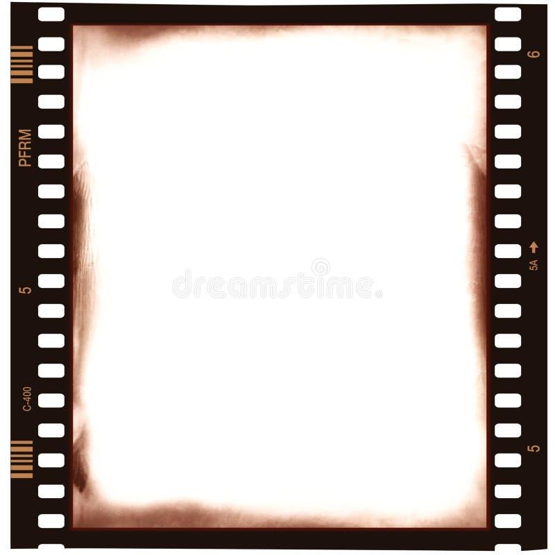 Retro film. vector illustratie